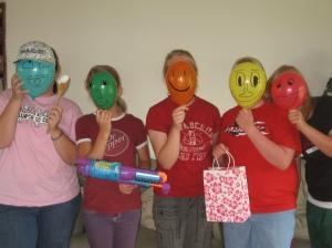 Balloon Faces