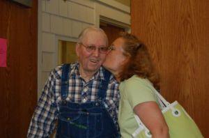 Melinda & Grandpa