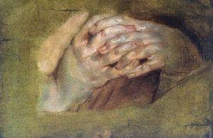 Peter Paul Rubens Praying Hands