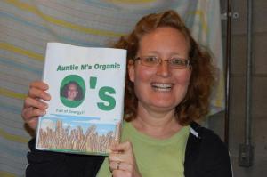 Auntie M's Organic O's