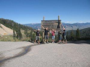 Teton Pass Wyoming