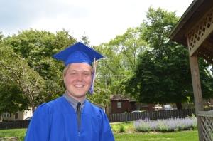 Pedro's graduation