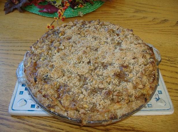 Papa's Favorite Apple Pie
