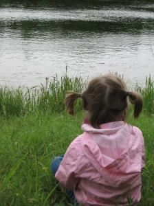 Girls pond