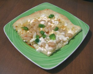 White Bean Pizza