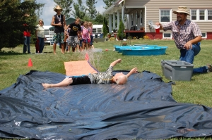 VBS water slide