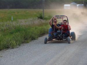 gocart rides