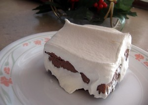 Chocolate Cheesecake Dessert