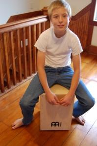 buddy's box drum