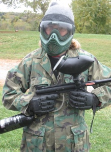 Paint Ball Outfit