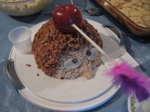 William Tell's Son Cake