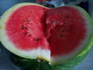 how do know when a watermelon is ripe
