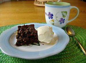 Luscious Chocolate Cake
