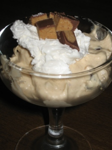 Chocolate Peanut dessert